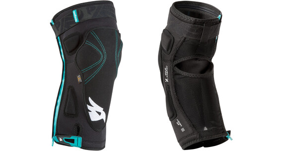 bluegrass Wapiti D3O Knee Protector black